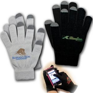 Custom Printed Touch Screen Gloves